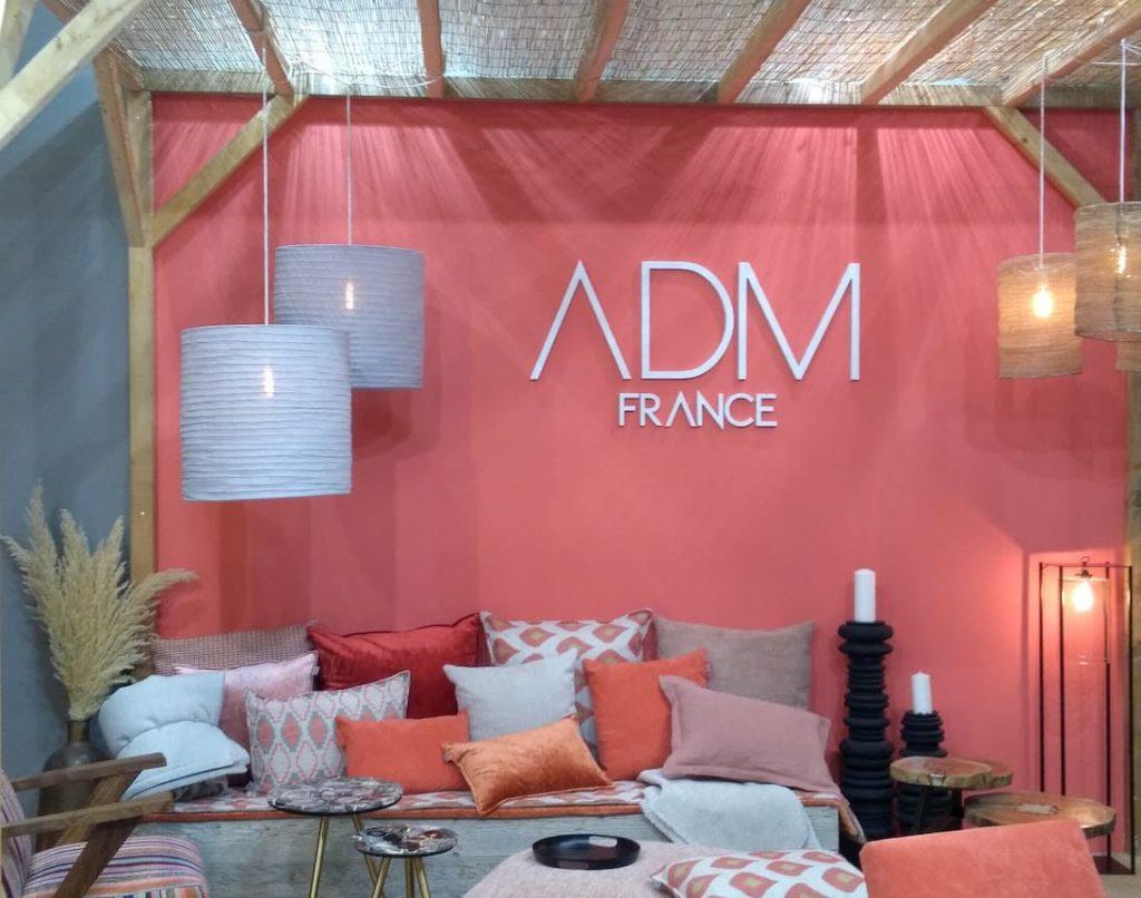 Ambiance cocooning Maison et Objet 2020 by Décoration et Jardins