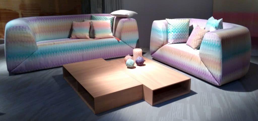 Teinte Pastel Ambiance cocooning Salon Maison et Objet Décoration et Jardins