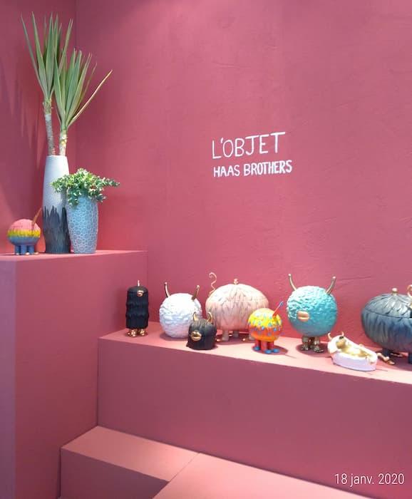 Maison et Objet Janvier 2020 jolis objets decoratifs by Decoration et Jardins