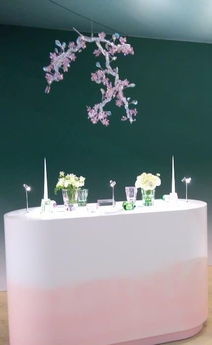 Maison et Objet Janvier 2020 lustre comme un bijou by Decoration et Jardins