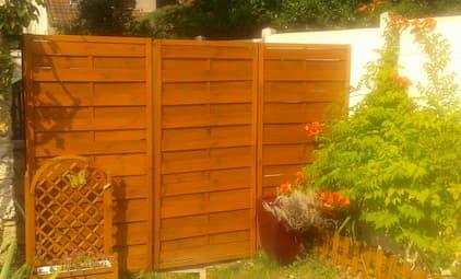 Porte cachée by Décoration et Jardins