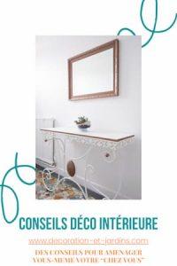 Conseils Déco by Décoration et Jardins